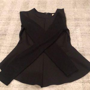 Peplum Urban Outfitters Long Sleeve